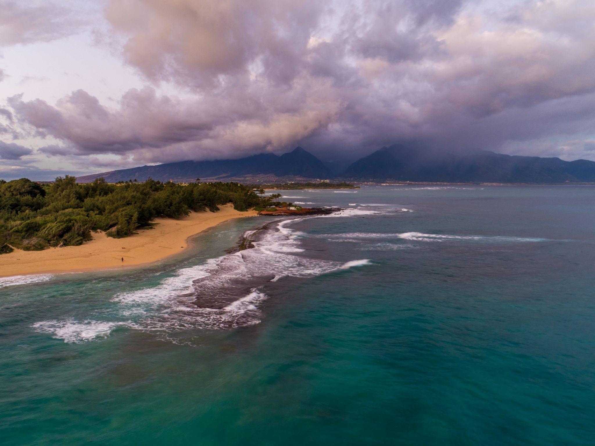 Baby Beach Maui, Hawaii