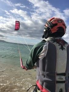 Beginner Kite Control